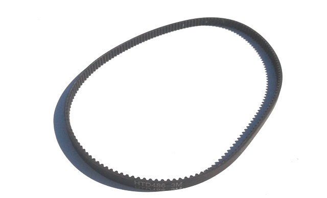 Spindle Motor Drive Belt HTD486-3M