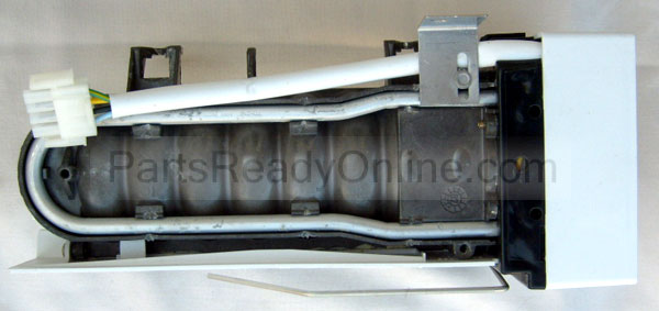 S6302935 frigidaire 5303918277 ice maker assembly with four wire connector ice maker wiring harness at mifinder.co