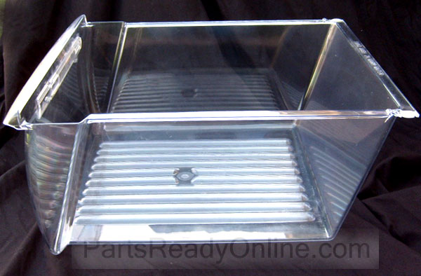 OUT OF STOCK Frigidaire Refrigerator Fresh Lok Hydrator Pan Crisper Drawer and Humidity Control