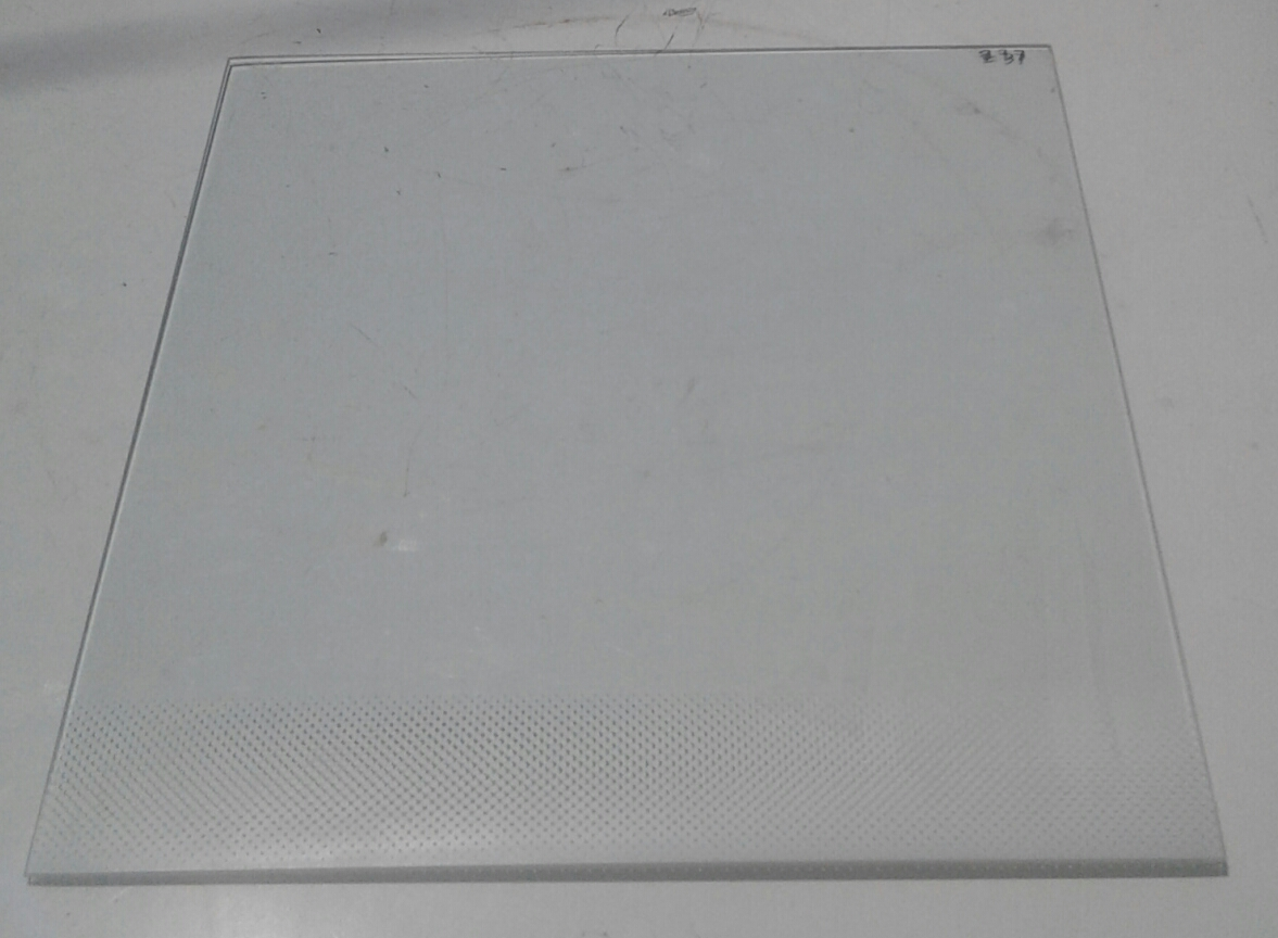 Frigidaire Refrigerator Glass Pan Cover Insert for Humidity Controlled Crisper Pan 17x15.5