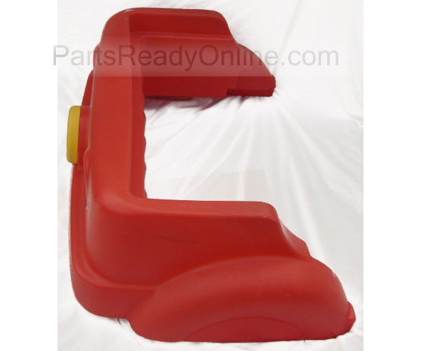 OUT OF STOCK $35 Step 2 Fire Engine Toddler Bed Front Replacement Part (Fire Truck Bed Front Fender Piece)