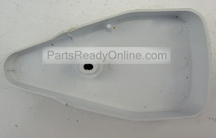 "OUT OF STOCK $15 GE Refrigerator Hinge Cap 162D3835 6"" Long"