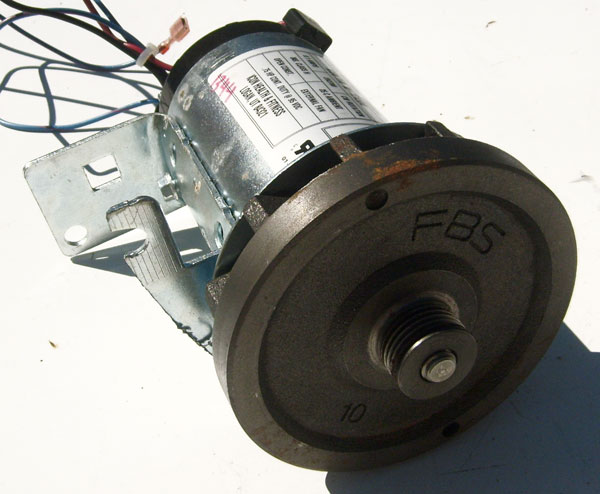 OUT OF STOCK $59.99 1.0 HP Treadmill Motor M-174504 Model C3322B3272 (Icon Health & Fitness)