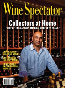 Wine Spectator Magazine Nov. 30, 2010 Issue