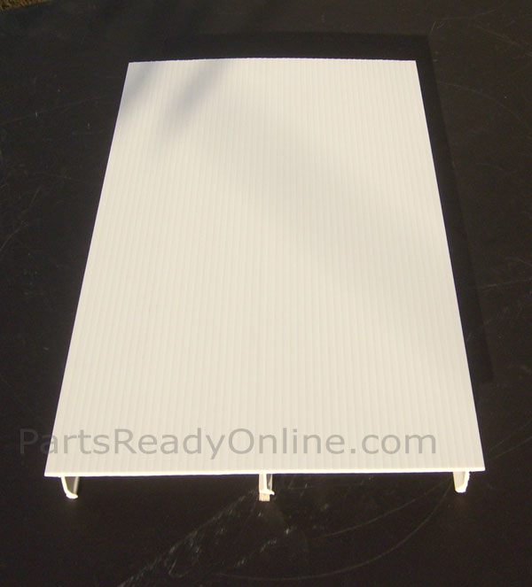 Freezer Air Duct 2198580 for Whirlpool Kenmore Side by Side Refrigerator