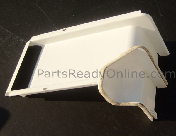 Refrigerator Upper Air Duct 2308096 (2212377) Kenmore Whirlpool