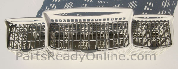 Frigidaire Dishwasher Silverware Basket 5304454326 (PLD4460REC) 18.75 inches Long