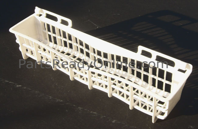 OUT OF STOCK $15 Kenmore Dishwasher Silverware Basket 8269701 (8539145) 13.25 inches Long for Upper Dishrack