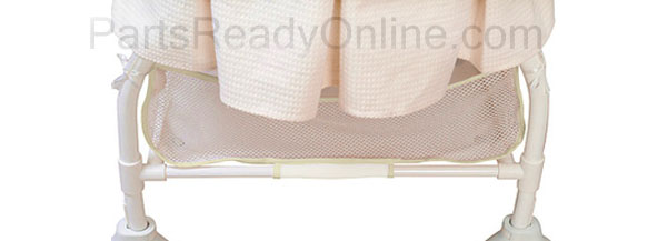 OUT OF STOCK Simplicity Bassinet Storage Basket