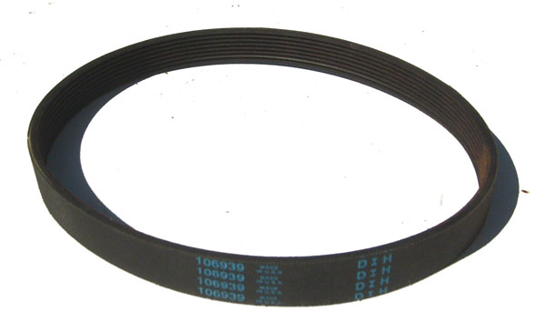 "Treadmill Motor Belt 106939 22"" Long"