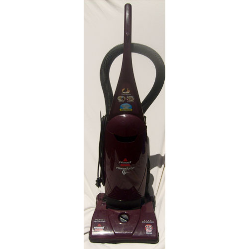 Bissell Powerforce 3537 Upright Vacuum with Bag