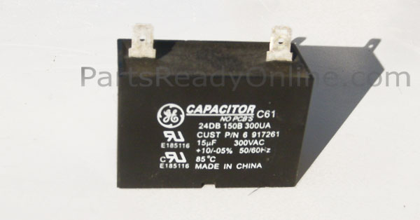 Maytag Dishwasher Motor Capacitor 99002665 (6 917261) 300Vac 50/60Hz
