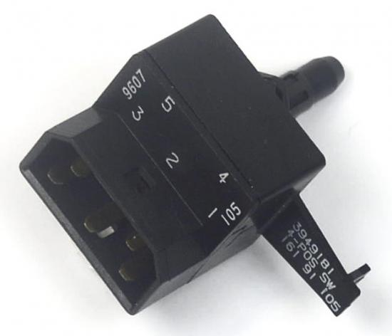 OUT OF STOCK Cycle Selector Switch FSP 3949181 for Whirlpool, Roper, Sears, Kenmore Washers