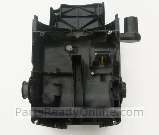 Dirt Devil Rear Motor Housing 1LM003100 and Switch Pedal 1LC0025000 Ultra Vision Turbo Bagless Upright Vacuum 087300