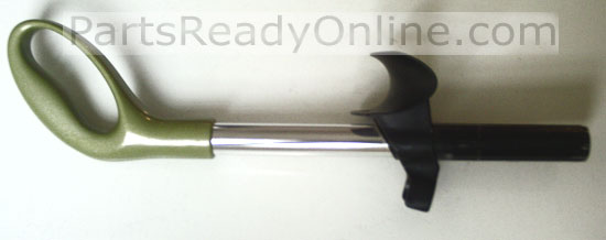 Dirt Devil Upper Handle Assembly - Lime 2LN0800CE0 Ultra Vision Turbo Bagless Upright Vacuum 087300