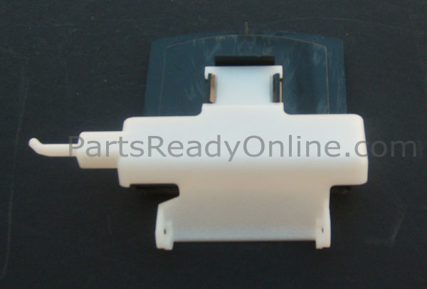 OUT OF STOCK $25 Ice Dispenser Chute Door 2180353 with Support 2304355 for Whirlpool Kenmore Side by Side Refrigerator