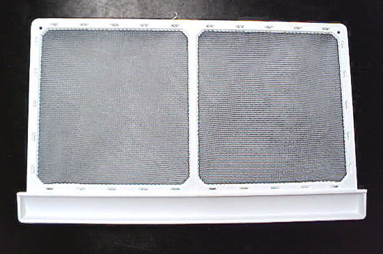 "Frigidaire Kenmore GE Dryer Lint Trap Filter 131450300 WE18X10002 (7"" x 12"")"