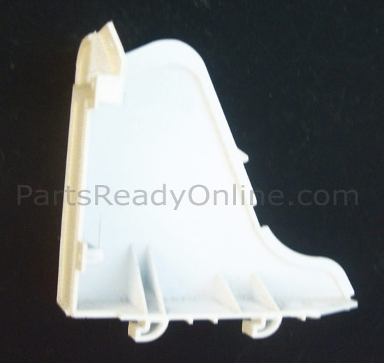 GE Washer Right End Cap 175D4120 WH42X10622 -white