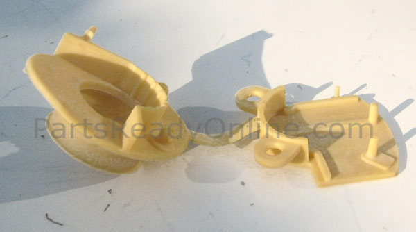 GE Washer Flood Siphon /Flood Gasket (hose to outer tub) WH01X2729