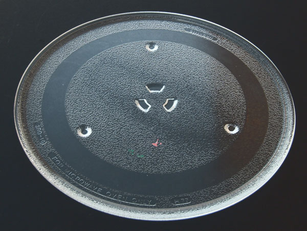 "OUT OF STOCK $44 GE Microwave Cooking Tray WB49X10002 WB39X10003 model JNM1731DMWW01 GE Turntable 12-1/2"" Diameter"