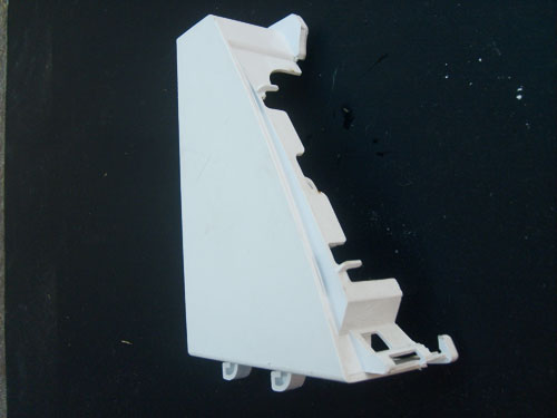 Kenmore Washer WHITE End Cap 3949280 (279954) left side
