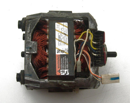 Kenmore Washer Motor 8314869 with Motor Switch 62850 (Motor Model C68PXGKE-4569)
