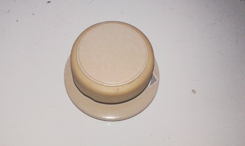 Whirlpool Dryer Knob 3957753 Biscuit