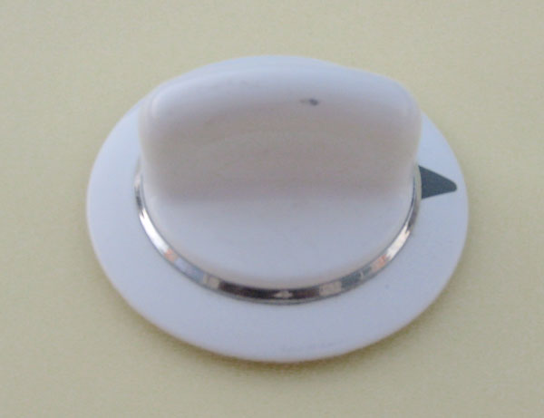 GE Dryer Timer Knob KI 2227 WE1M654