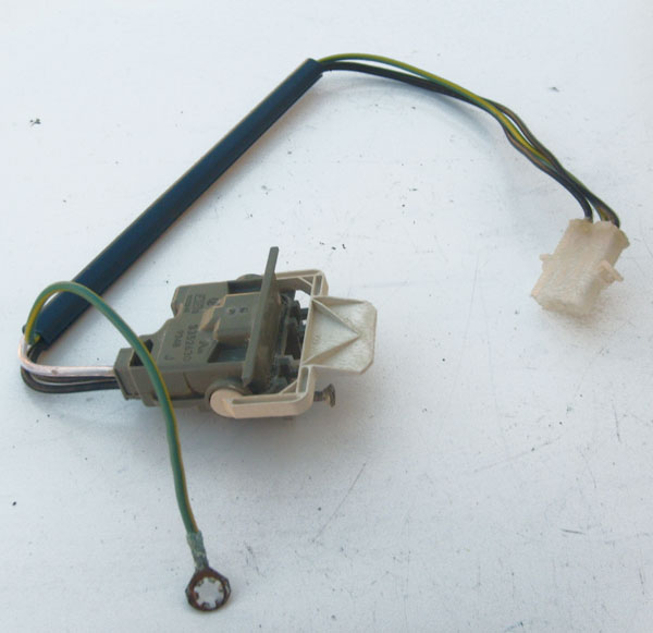 FSP Lid Switch Assembly 3352630 for Whirlpool Kenmore Washers (round wires male female male) 21""