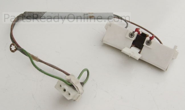 Out of stock $20 Whirlpool Washer Lid Switch 661517 Kit with Switch, Actuator, Shield, Screws & Pink-Grey Wiring