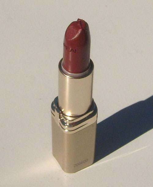 Loreal Colour Riche Lipstick 316 BITTEN BERRY 0.13 oz / 3.6 g