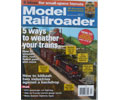 Model Railroader Magazine April 2011