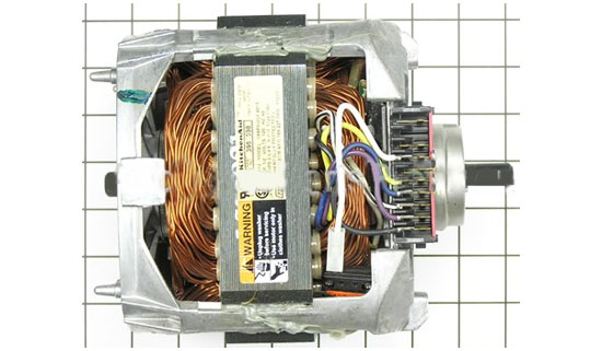 KitchenAid Washer Motor 3354396 (model C68PXGBA-4372)