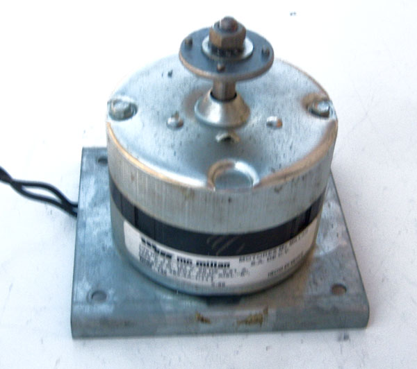 Evaporator Fan Motor MC Millan 483-4A-1/11 (TRUE GDM) 1/70 HP 127 Volts 60 HZ 1550RPM CCW AISL B