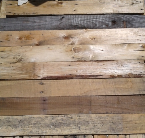 Reclaimed Pallet Boards for Wall Decor DIY Projects 10 Sq Ft