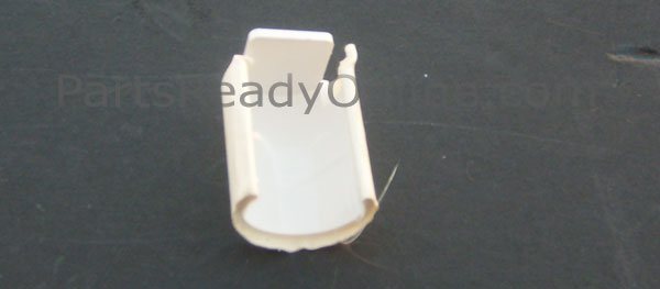 Ice Dispenser Chute Door Sleve 2252127 for Whirlpool Kenmore Side by Side Refrigerator