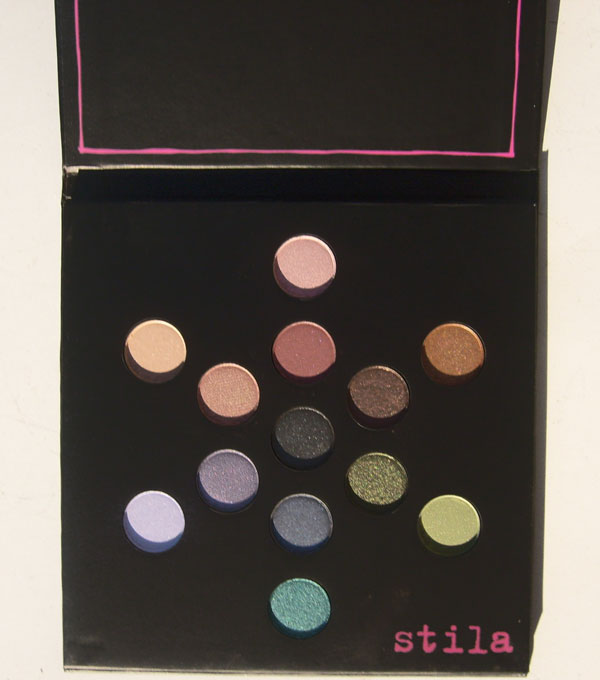Stila Eye for Color Eye Shadow Palette 13 Eye Shadows .49 oz (13.9 g)
