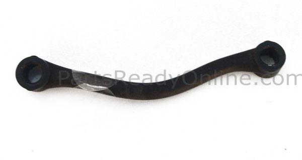 GE Washer Damper Strap WH1X2727 WH01X10046 Black Rubber Strap