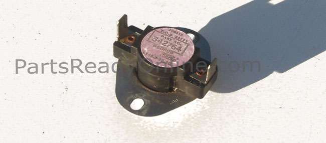 Dryer Thermostat 342764 L290-40F Kenmore Whirlpool