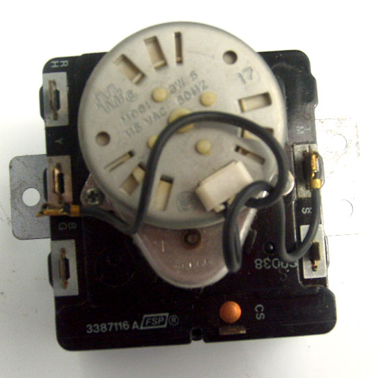 Kenmore Dryer Timer 3387116 A 3387127