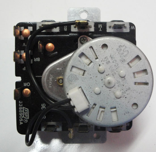 OUT OF STOCK Maytag Amana Whirlpool Washer Timer 3388905 A 60HZ Model M414-G $30