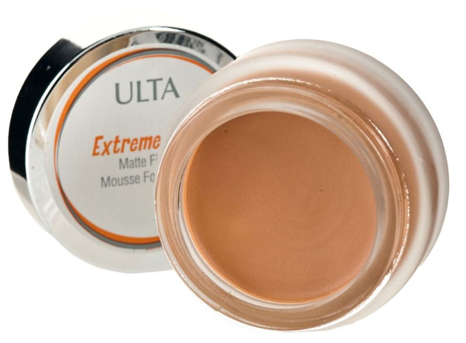 ULTA Extreme Wear Matte Finish Mousse Foundation CREAMY NATURAL