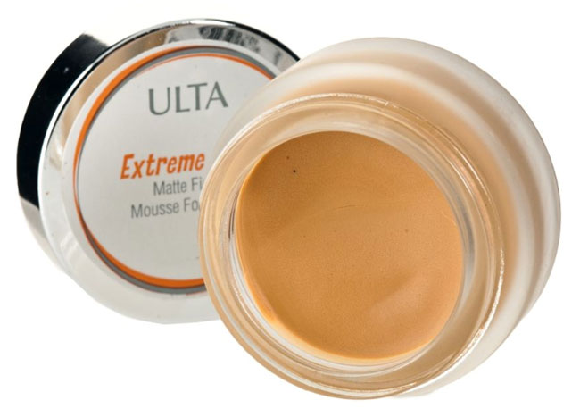 ULTA Extreme Wear Matte Finish Mousse Foundation NATURAL IVORY