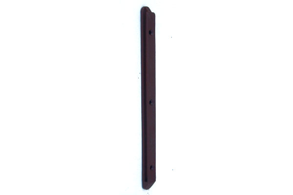 Dorel Plastic Upper Track -Brown 9.75-inch Long