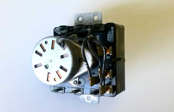 Whirlpool Dryer Timer 3389662 3389662B 3389662E 525881