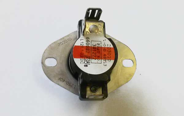 Whirlpool Dryer Hi-Limit Thermostat 341222 279052