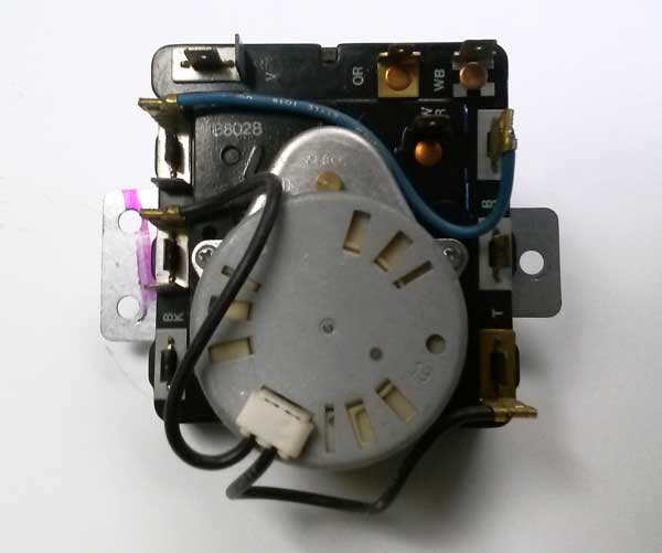 Whirlpool Dryer Timer 3398190