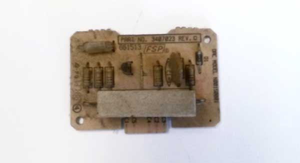Whirlpool Dryer Control Board 3407023 3398084