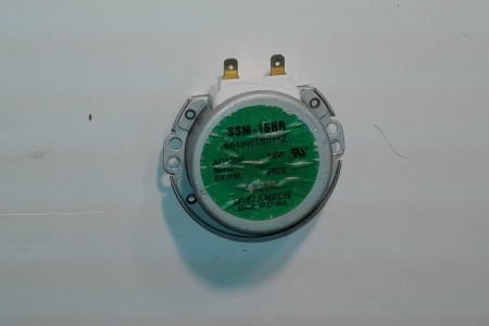 Microwave Turntable Motor SSM-16HR 6549W1S011Z