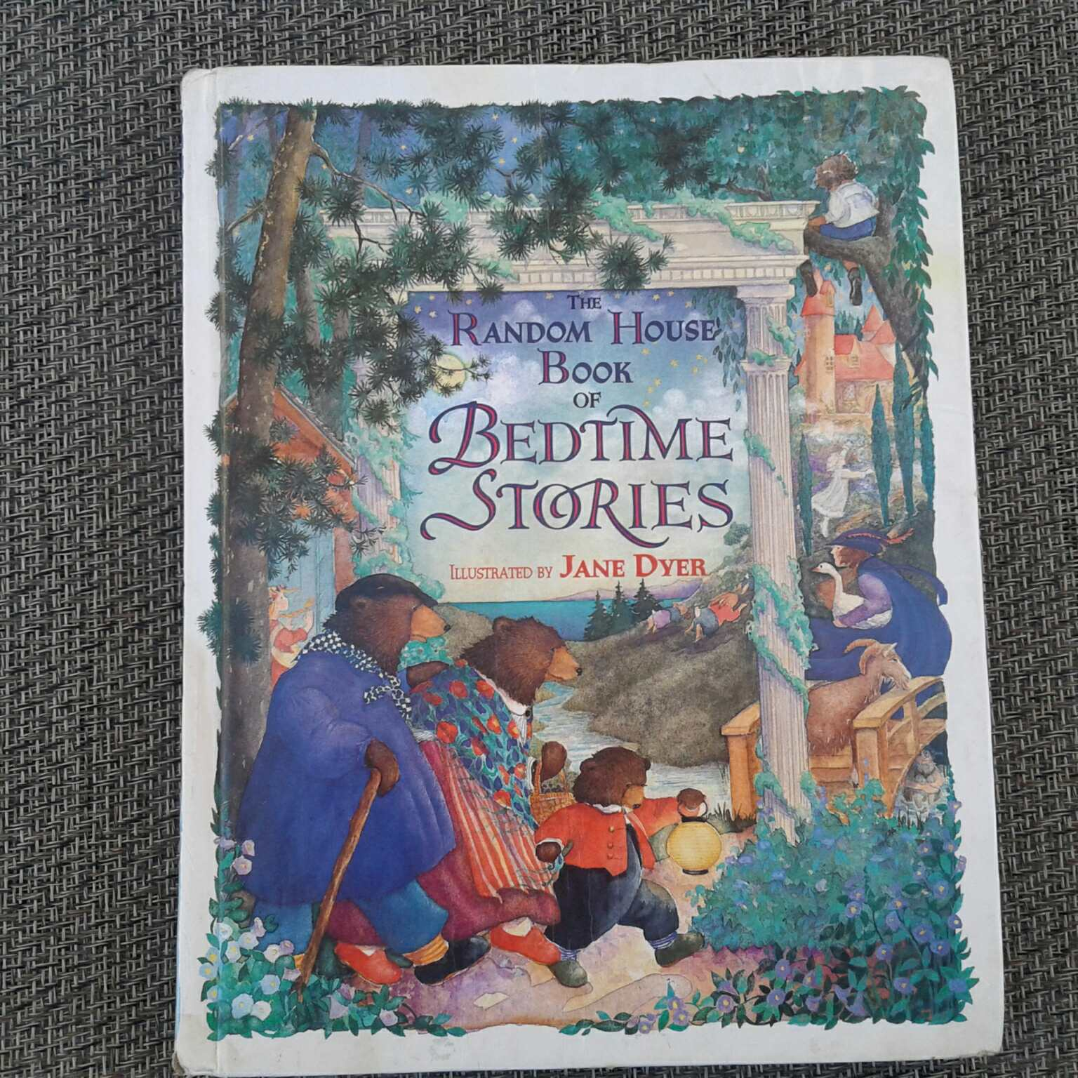 The Random House Book of Bedtime Stories Hardback Book